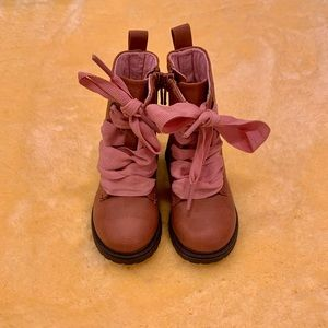 Cat and jack toddler girls boots